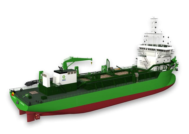 royal ihc dredger