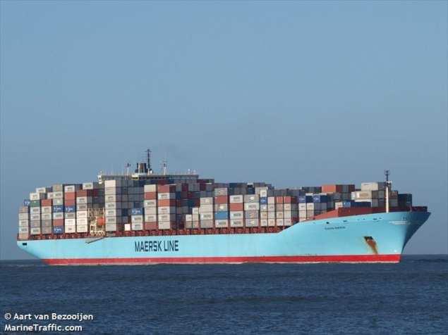 MV Susan Maersk file photo (c) MarineTraffic.com/