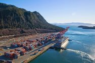 DP World to Acquire Prince Rupert's Fairview Container Terminal