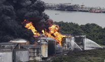 Santos Suspends Ultracargo Fuel Operations After Week-Long Fire