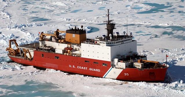 uscgc healy icebreaker coast guard