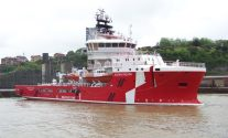 Launched: North Sea's Newest Multi Role, Emergency Response and Rescue Vessel