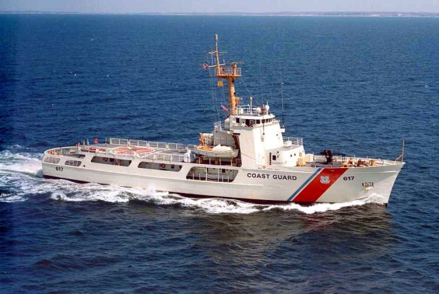 US Coast Guard Cutter Vigilant