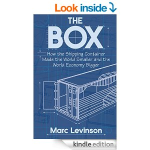 The Box, Book by Marc Levinson