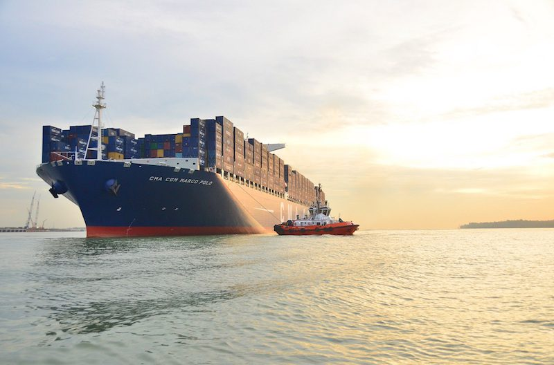 CMA CGM file photo: CMA CGM Group
