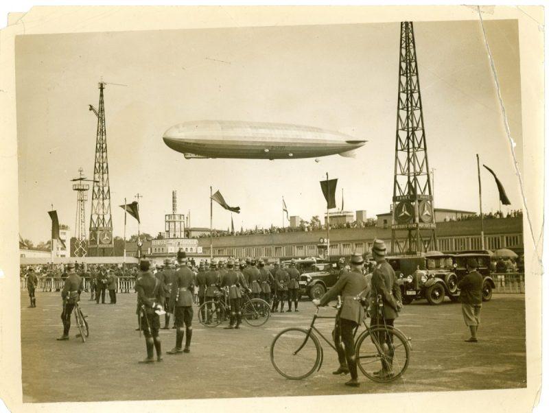 Zeppelin Arctic Trip