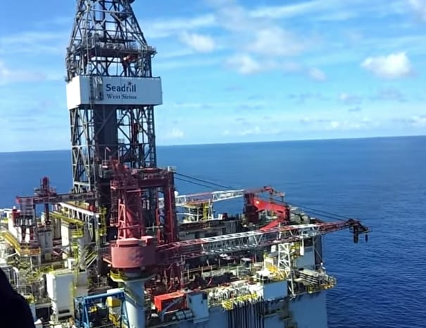 west sirius drilling rig