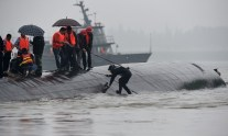 Hundreds Missing, Captain Detained In China Ship Tragedy