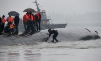 China Ship Tragedy
