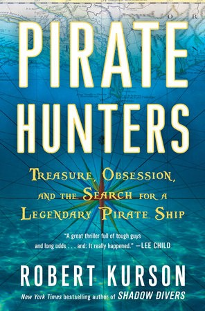 Pirate Hunters Book Cover
