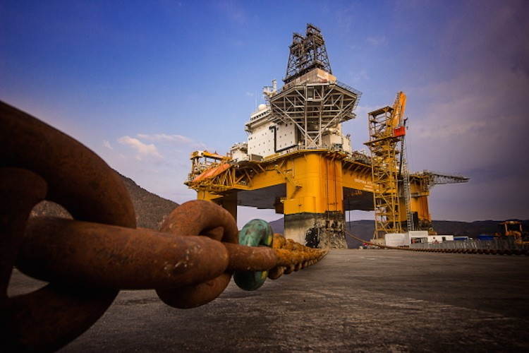 Deepsea Atlantic. File Photo: Odjfell Drilling
