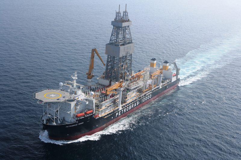 Petrobras 1000 drillship