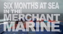 WATCH: This is What Six Months at Sea in the Merchant Marine Looks Like