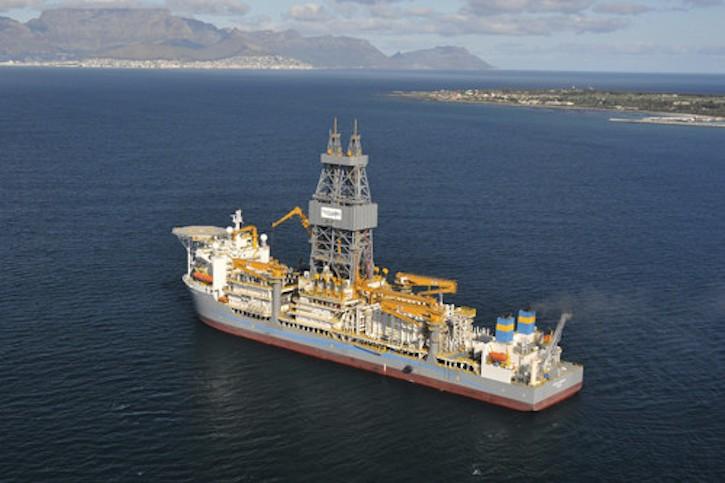 Photo courtesy Pacific Drilling