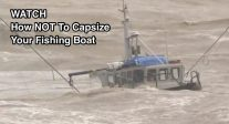 WATCH: How NOT To Capsize When Crossing The Bar [VIDEO]