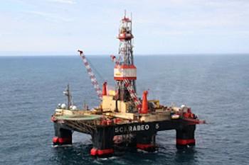 Scarabeo 5. Photo: Statoil