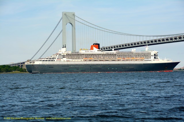 Verrazano_Cruiseship_Queen Mary2_JUN2015_stamp