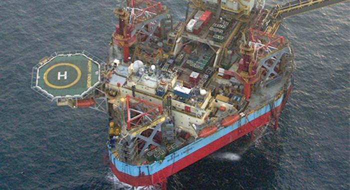 Maersk Endurer. Photo: Maersk Drilling
