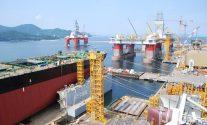 DSME Shipyard file photo: Shutterstock/Christopher Poe