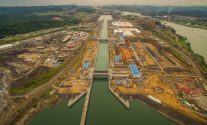 Panama Canal Expansion Completion Delayed to End June