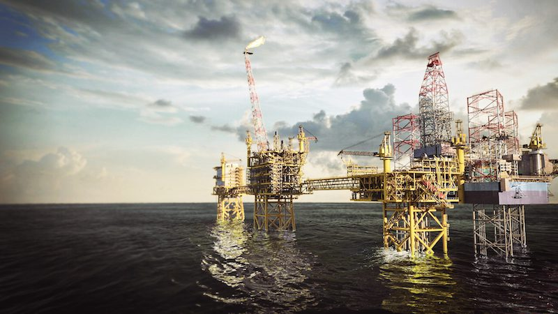Illustration: Maersk Oil