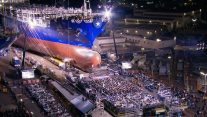 NASSCO Ready to Launch World's Second LNG-Powered Containership, TOTE 2