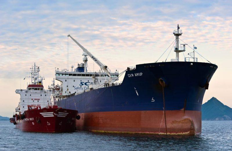 ship bunkering