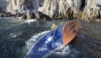 At Least 10 Dead After South Korean Fishing Boat Capsizes