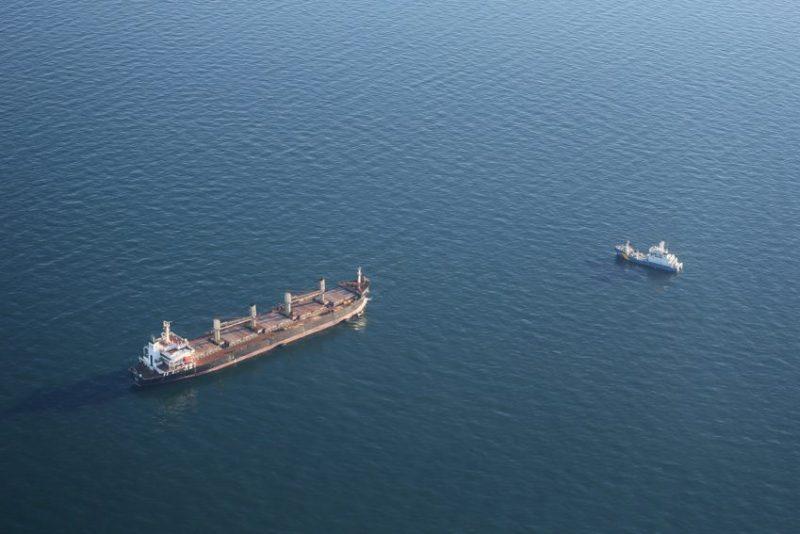 Photo: Swedish Coast Guard