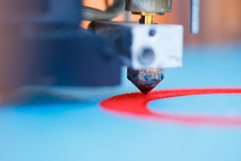 Three-dimensional printing of craft up to 15-meters (50 feet) long and formed from layers of metal and plastic powder would permit cheaper and quicker production, according to the report published Monday. Photo: Shutterstock/nikkytok