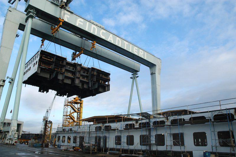 Photo: Fincantieri - Cantieri Navali Italiani S.p.A.