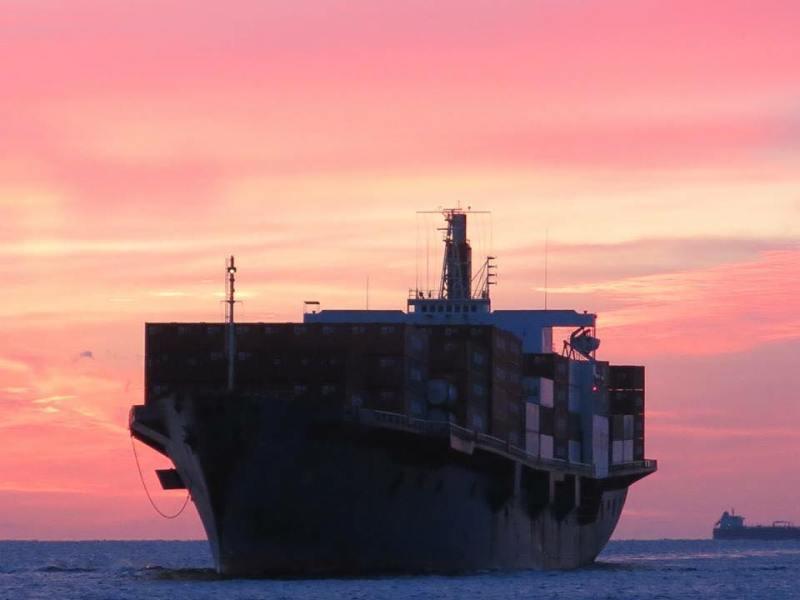 Photo shows El Yunque, sister ship to the El Faro. Photo: James Balboni