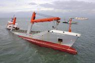 Oil Removed from Wrecked 'Flinterstar' Off Belgium
