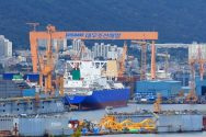 Korean Exchange Tells World's No. 2 Shipbuilder to Improve Financials Or Else