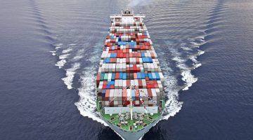 Low Bunker Prices Offer Relief for Containership Operators, But Slow-Steaming Benefits Lost