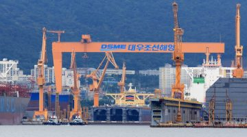 DSME Posts Operating Loss on Offshore Costs