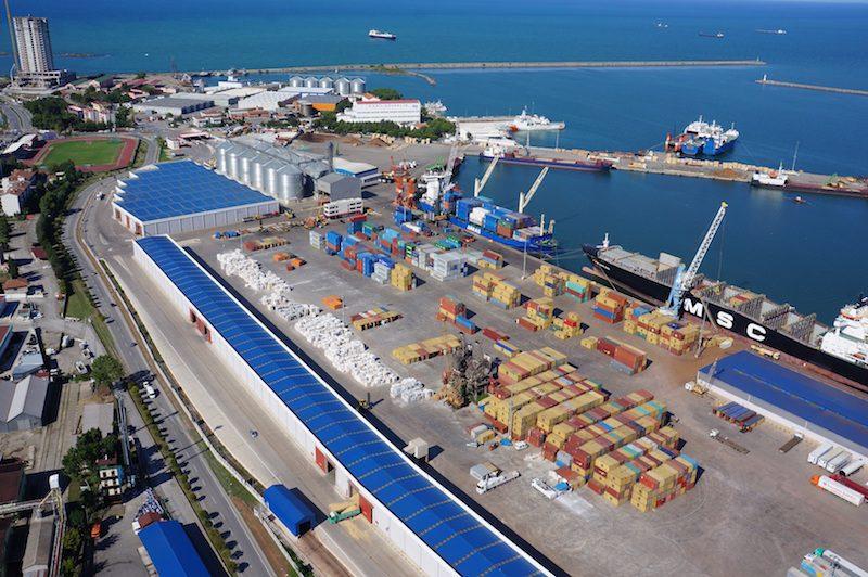 Photo: Samsun Port
