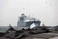 American LNG Exporters Turn to Europe as Asian Demand Sputters
