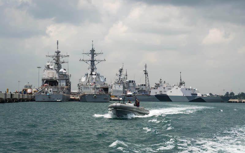 File photo: U.S. Navy