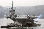 U.S. Navy's 'Great Green Fleet' Gets Underway Using Biofuels