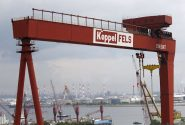 Keppel, Sembcorp Rebounds May Be Short-Lived as Rig Orders Drop