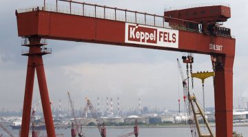 Keppel Sees Prolonged Dearth of Oil-Rig Orders Amid Glut