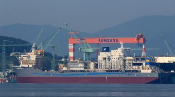 Samsung Heavy Says $776 Million order for FPSO Facility Cancelled