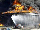 Islamic State Hits Storage Tanks at Libya's Biggest Oil Ports