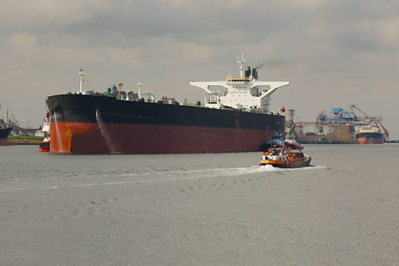 vlcc port of rotterdam