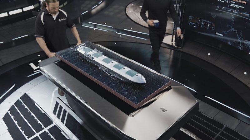 Image credit: Rolls-Royce