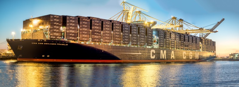 Container-Ship-Benjamin-Franklin-gcaptain-2