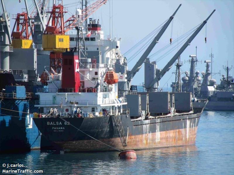 MV Jin Teng. Photo: MarineTraffic.com/