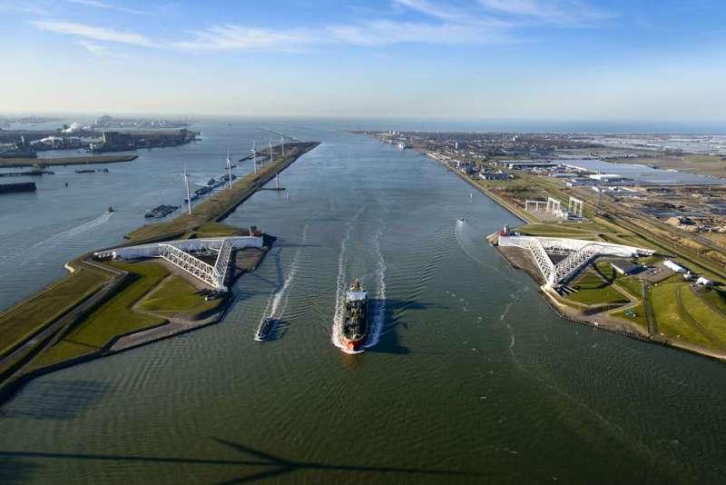 Photo: Siebe Swart/Port of Rotterdam Authority