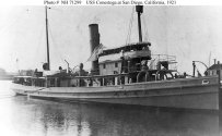 Missing U.S. Navy Tug 'Conestoga' Found Off California, Ending 95-Year-Old Maritime Mystery